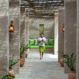 Oman Honeymoon Packages Six Senses Zighy Bay Oman Spa