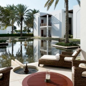 Oman Honeymoon Packages The Chedi Muscat Chedi Club Suite 4