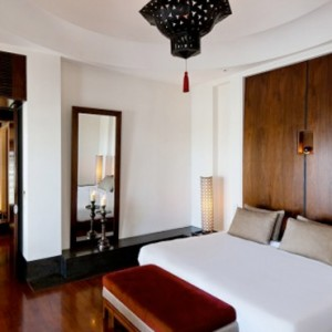 Oman Honeymoon Packages The Chedi Muscat Chedi Club Suite 7