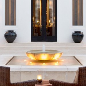 Oman Honeymoon Packages The Chedi Muscat Deluxe Club Room