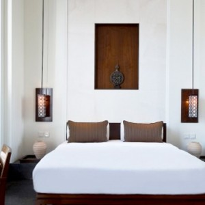 Oman Honeymoon Packages The Chedi Muscat Deluxe Club Room 2