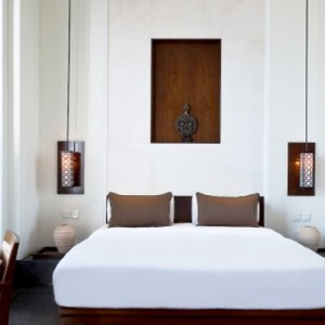 Oman Honeymoon Packages The Chedi Muscat Deluxe Club Terrace Room 4