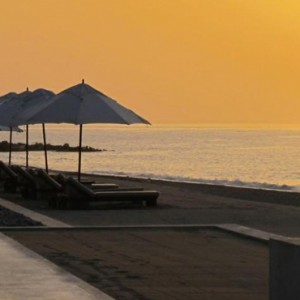Oman Honeymoon packages The Chedi Muscat Oman Beach