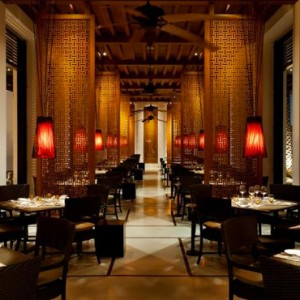 Oman Honeymoonpackages The Chedi Muscat Oman Dining 6