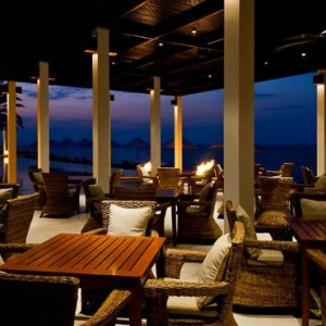 Oman Honeymoon packages The Chedi Muscat Oman Dining 7