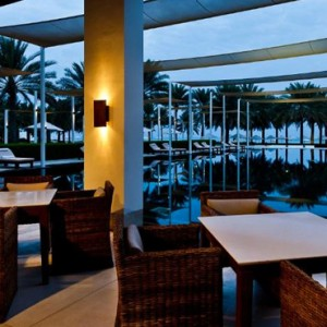 Oman Honeymoon packages The Chedi Muscat Oman Dining 8