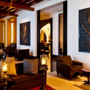 Oman Honeymoon packages The Chedi Muscat Oman Interior