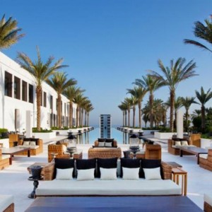 Oman Honeymoon packages The Chedi Muscat Oman Pool
