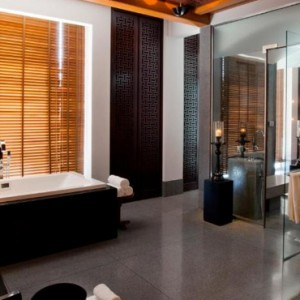 Oman Honeymoon packages The Chedi Muscat Oman Spa 3