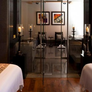 Oman Honeymoon packages The Chedi Muscat Oman Spa 4