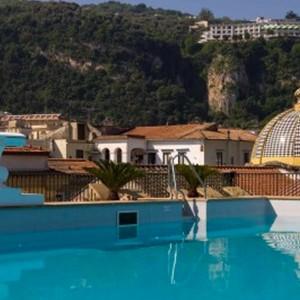 Grand Hotel La Favorita - Italy Luxury Holidays - Pool