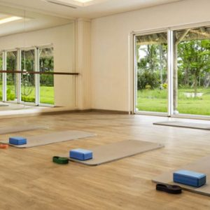 Gym One&Only Le Saint Geran Mauritius Honeymoons