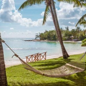 Hammock One&Only Le Saint Geran Mauritius Honeymoons