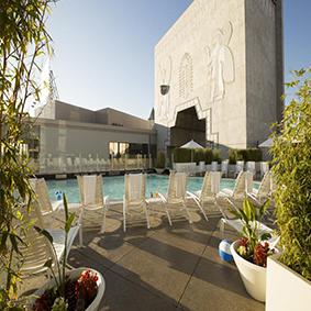 La And Bora Bora Multi Centre Loews Hollywood Hotel Los Angeles Thumbnail