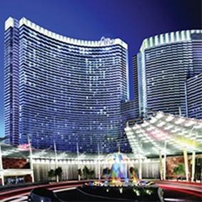 Las Vegas and Mexico Honeymoon - Aria Resort and Casino