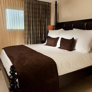 Luxury Holidays Barbados - Ocean Two Barbados - Bed
