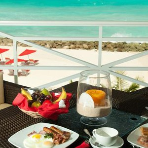 Luxury Holidays Barbados - Ocean Two Barbados - Breakfast