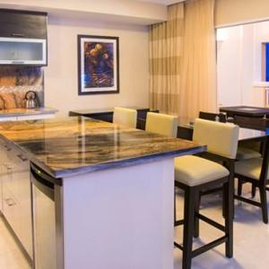 Luxury Holidays Barbados - Ocean Two Barbados - Kitchen