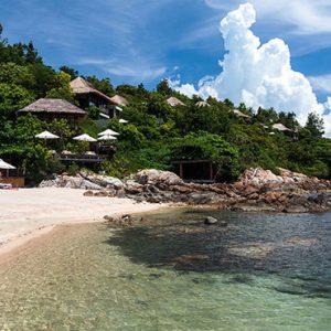 Thailand honeymoon Packages Six Senses Samui Beach 2