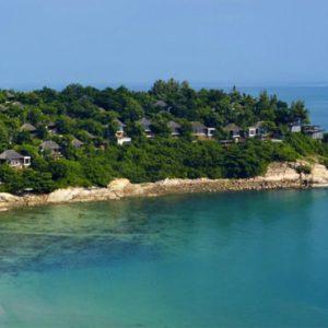 Thailand honeymoon Packages Six Senses Samui Island