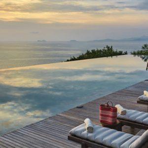 Thailand honeymoon Packages Six Senses Samui Pool