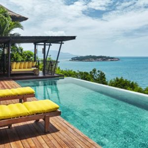 Thailand honeymoon Packages Six Senses Samui Villa