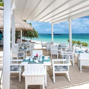 Mauritius Honeymoon Packages Constance Belle Mare Plage LAKAZE Restaurant And Bar