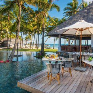 Mauritius Honeymoon Packages Constance Belle Mare Plage La Citronnelle Restaurant