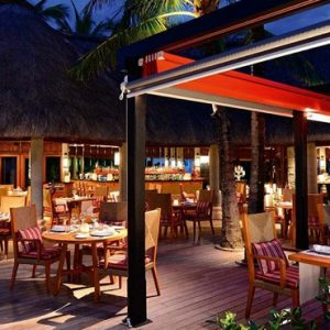 Mauritius Honeymoon Packages Constance Belle Mare Plage La Spiaggia Restaurant And Bar