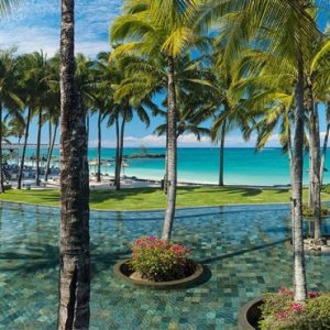 Mauritius Honeymoon Packages Mauritius Weddings Pool