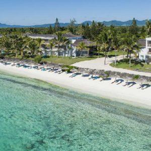 Mauritius Honeymoon Packages Solana Beach Ariel View