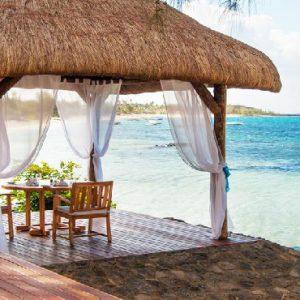 Mauritius Honeymoon Packages Solana Beach Beach Dining