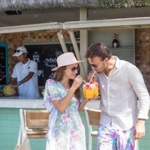 Mauritius Honeymoon Packages Solana Beach Bar