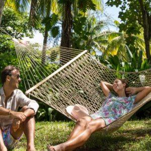 Mauritius Honeymoon Packages Solana Beach Couple On A Hammock