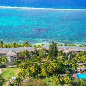 Mauritius Honeymoon Packages Solana Beach Mauritius Aerial View