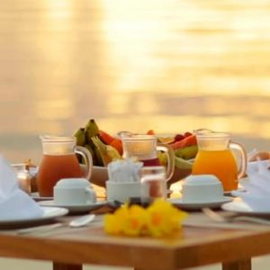 Mauritius Honeymoon Packages Solana Beach Mauritius Breakfast With A View
