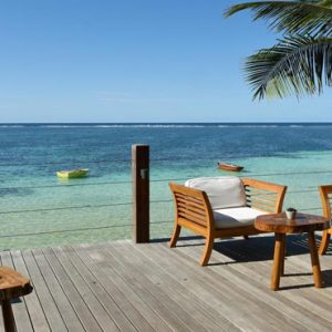 Mauritius Honeymoon Packages Solana Beach Mauritius Relaxing On Deck