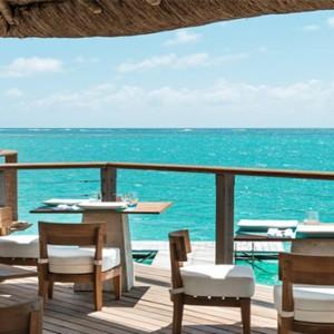 Paradise Cove Boutique Hotel - Luxury Mauritius Honeymoon Package - Indigo restaurant