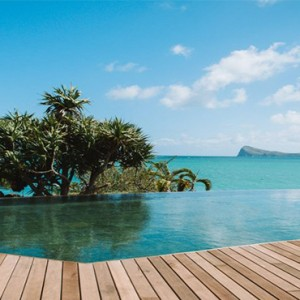 Paradise Cove Boutique Hotel - Luxury Mauritius Honeymoon Package - Pool