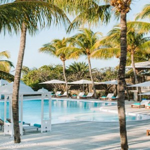 Paradise Cove Boutique Hotel - Luxury Mauritius Honeymoon Package - Pool0