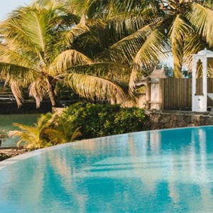 Paradise Cove Boutique Hotel - Luxury Mauritius Honeymoon Package - Pool3