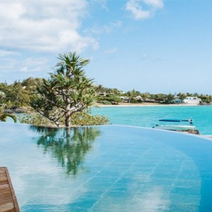 Paradise Cove Boutique Hotel - Luxury Mauritius Honeymoon Package - Pool4