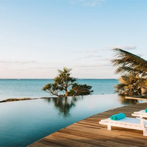 Paradise Cove Boutique Hotel - Luxury Mauritius Honeymoon Package - Pool5