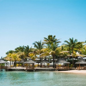 Paradise Cove Boutique Hotel - Luxury Mauritius Honeymoon Package - beach1