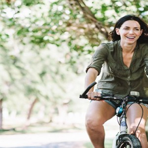 Paradise Cove Boutique Hotel - Luxury Mauritius Honeymoon Package - bike riding