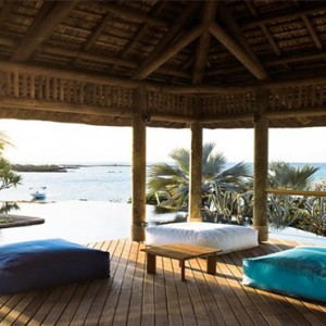 Paradise Cove Boutique Hotel - Luxury Mauritius Honeymoon Package - hut