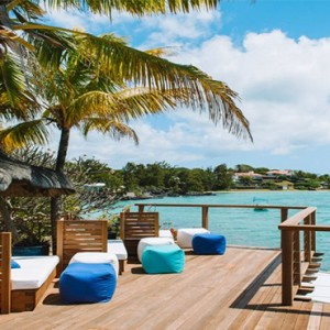 Paradise Cove Boutique Hotel - Luxury Mauritius Honeymoon Package - jetty