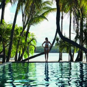 Pool One&Only Le Saint Geran Mauritius Honeymoons