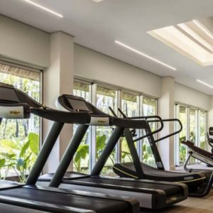 Gym 2 One&Only Le Saint Geran Mauritius Honeymoons
