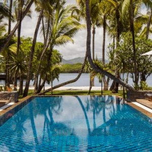 Pool 2 One&Only Le Saint Geran Mauritius Honeymoons